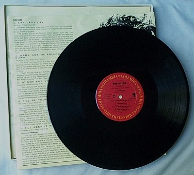 Bob Dylan 5 Lp Box - set-biograph-mint records-complete set