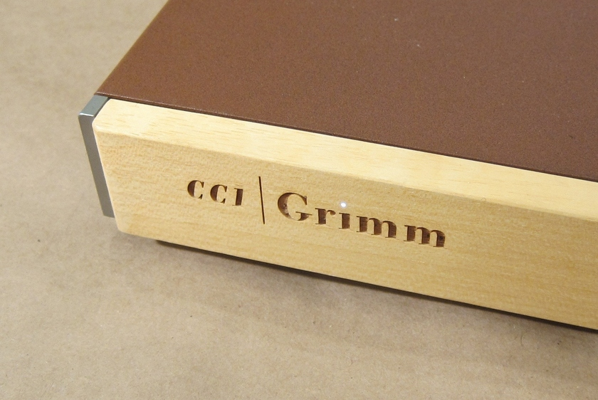 Grimm Audio CC-1 Ultra-low-jitter audio clock.... Makes your DAC really sing!