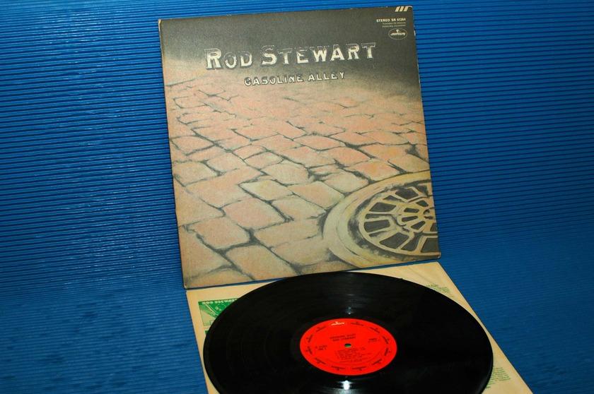"ROD STEWART - - ""Gasoline Alley"" -  Mercury 1970 collectors oddity!"