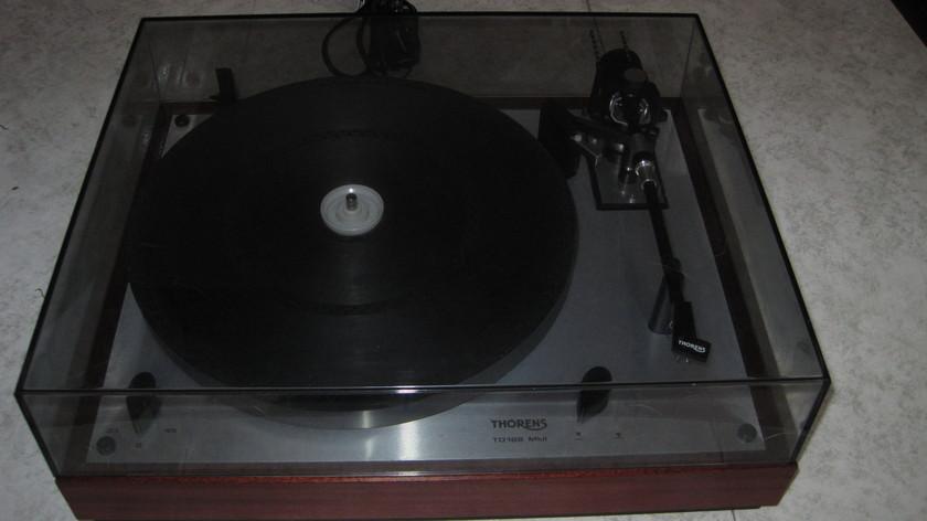 Thorens Thorens TD 166 Mk II Turntable