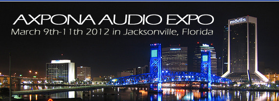 AXPONA Hi End Audio Show Advance Tickets , Symphomy Tickets March 9-11 Jacksonville Fl