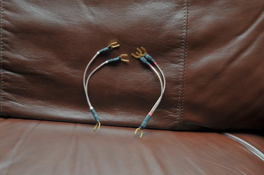 DIY  Tri or Bi wire speaker pair