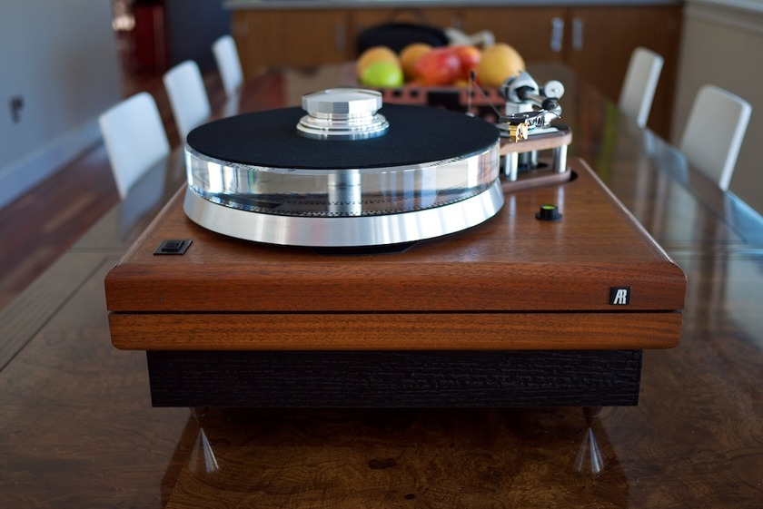 "Acoustic Research ""The AR Turntable"" SOTW Mods"