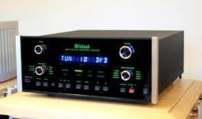 Mcintosh MX 119 surround preamp