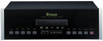 Mcintosh MVP 861 dvd player