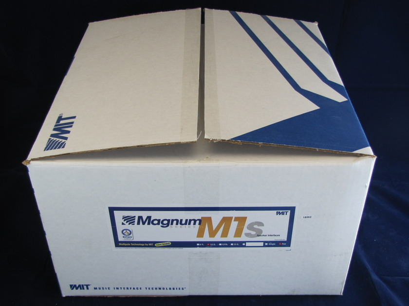 Mit Magnum M1 (Pair) 10' speaker interface cables