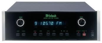 Mcintosh MR85 stereo tuner
