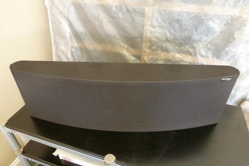 MAGNEPAN CC3 center channel - black - mint condition
