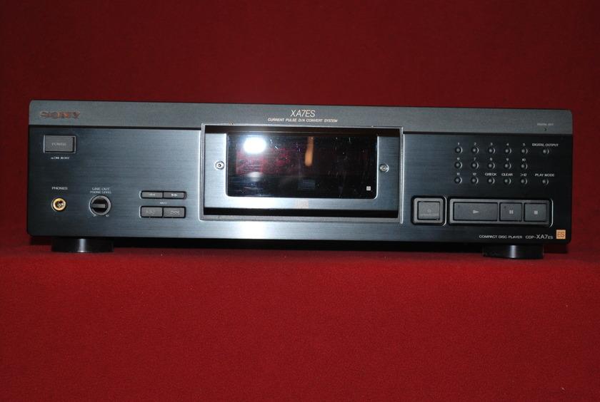 Sony XA7ES CD Player