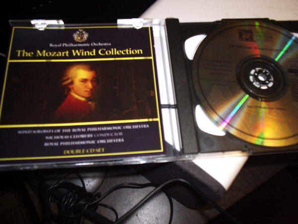 The mozart wind - Collection
