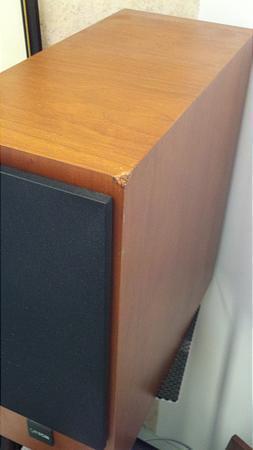 Canton  Karat M30 DC Cherry 3-Way Bookshelves FREE SHIP CONUS