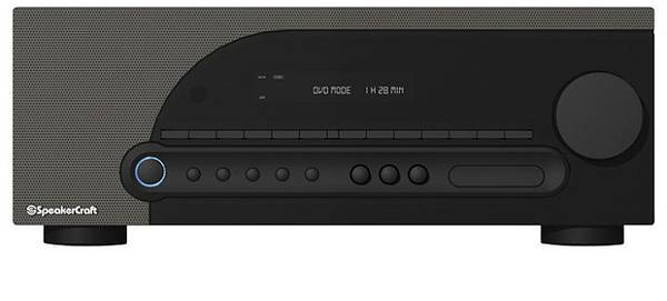 Speakercraft Vital 710 Receiver stereo 80wx2 channel am/fm