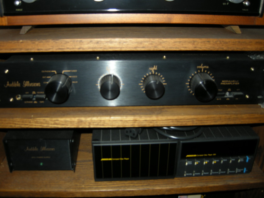 Audible Illusions L1 Preamp