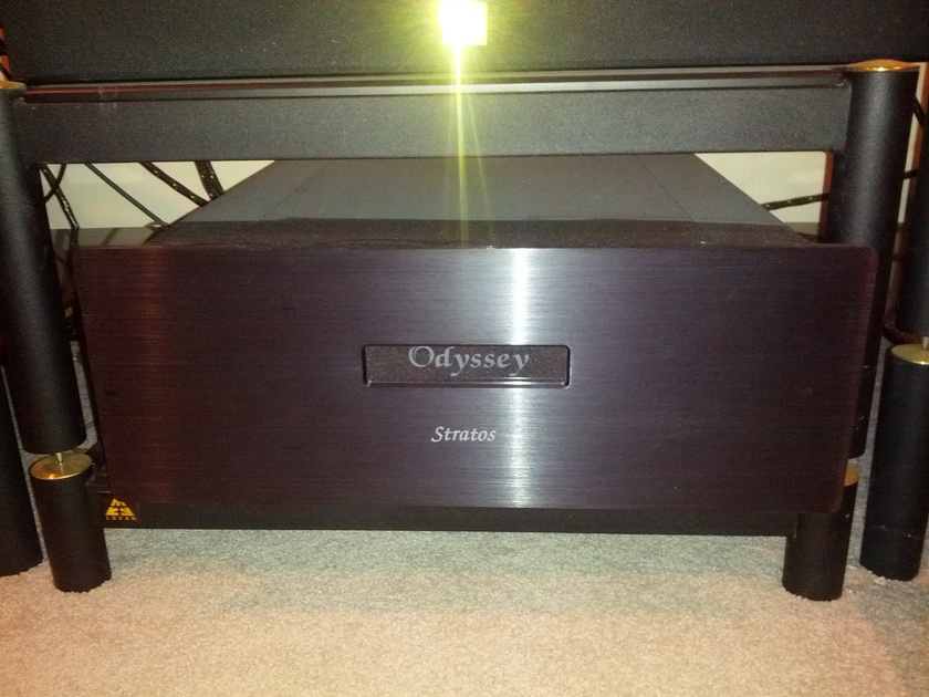 Odyssey Stratos HT-3 3-Channel Amplifier