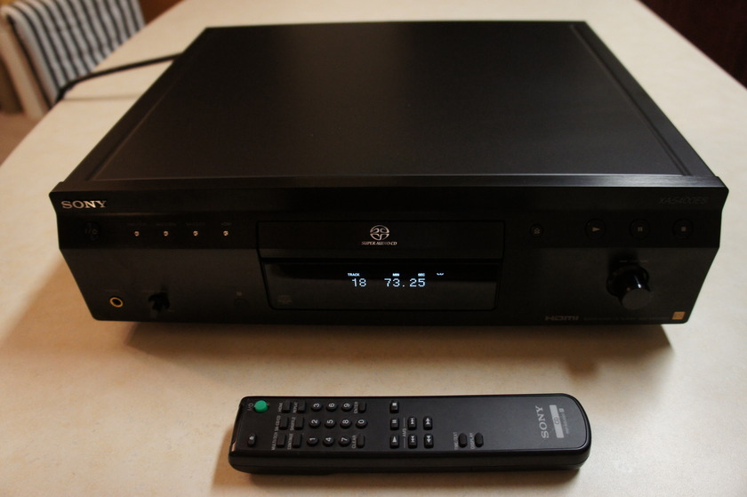 Sony XA-5400 SACD Player