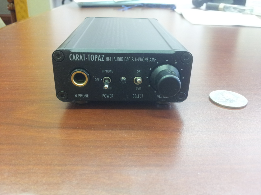 Style Audio Carat Topaz USB Dac Headphone Amp
