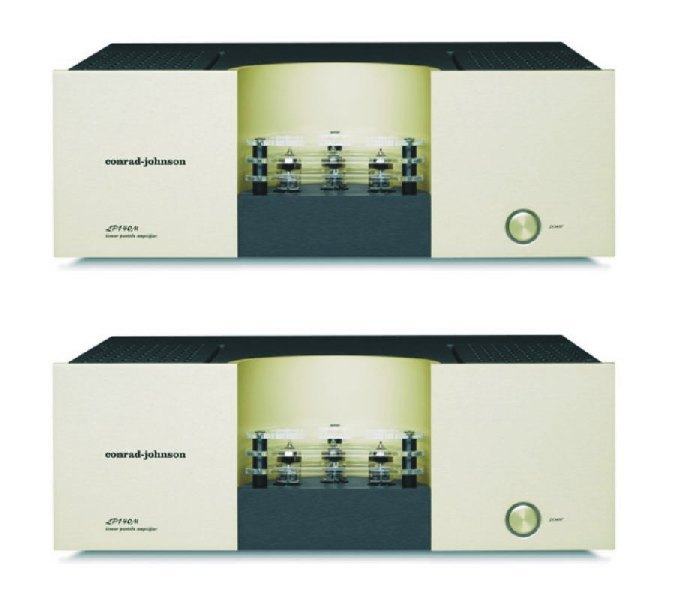 conrad johnson LP140M Monoblock Tube Amps with Full Warranty
