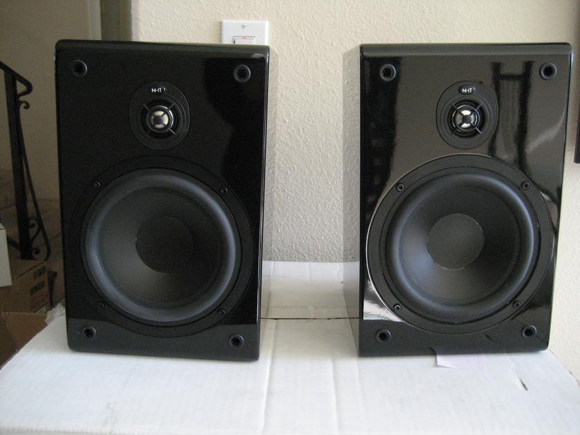 NHT - SB Series 5.1 Speaker System SB3x 2, SB2x2, SC1 Center, SW10II Gloss Black