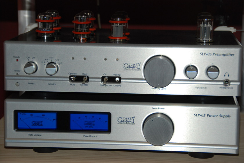 Cary Audio SLP05