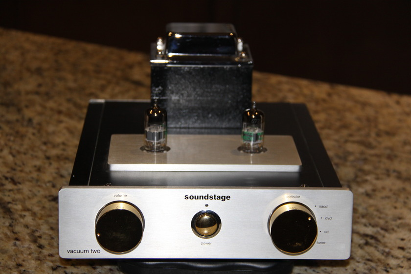 Soundstage Model II Preamp with NOS Excellent