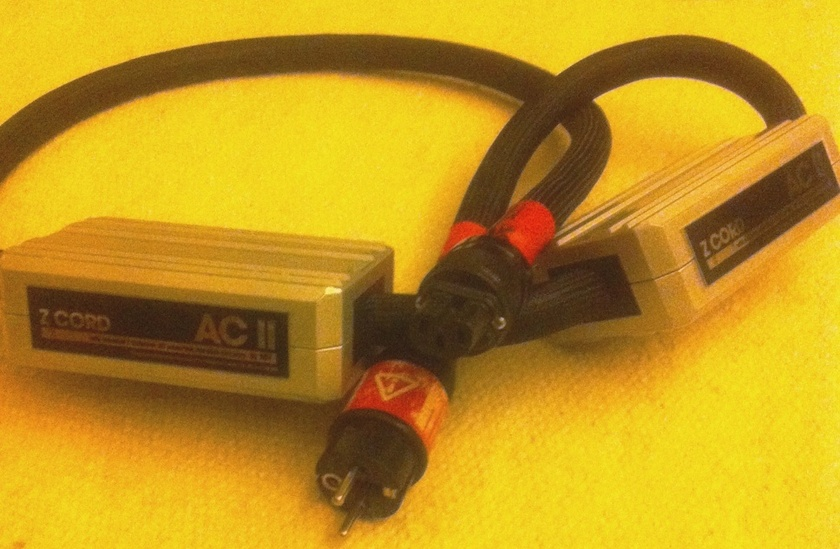 MIT Oracle AC2 AC cable, for Europe/Asia only, Shuko plug, Rare used AC2, Warranty