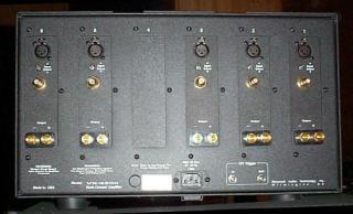 Balanced Audio Technology  (BAT) VK-6200 5 channel