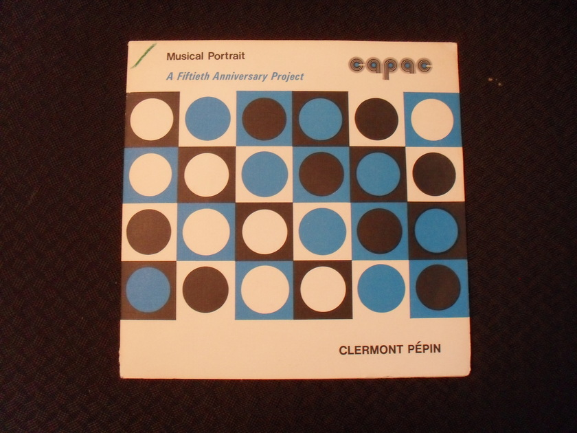 Clermont Pepin - Musical portrait