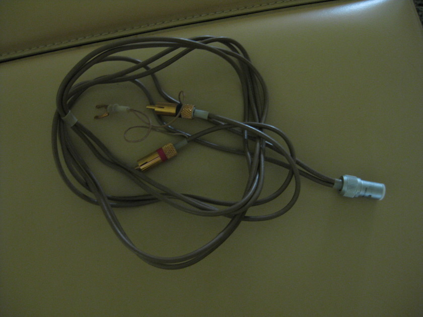 DIN to RCA INT. CABLE, STRAIGHT-WIRE LSI, The Music Conductor (1.5 Mt.)