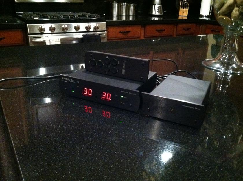 Audio Alchemy  DLC with power station three