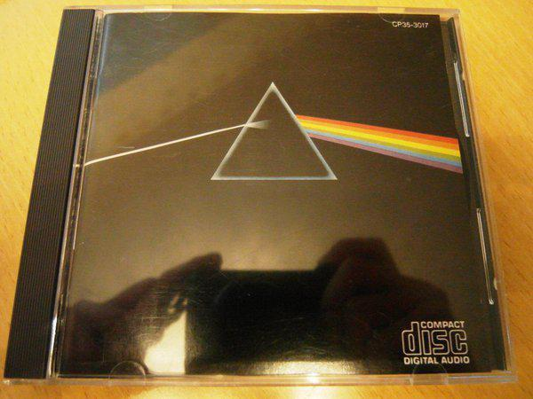 Pink Floyd Dark - Side of Moon (japan sony 1st edi, 10a1, cp35)