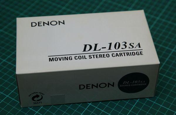 Denon dl-103sa mc cartridge brand new