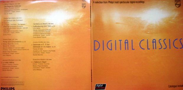 Philips Digital / - Digital Classics, MINT!
