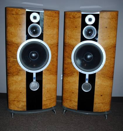 ATC EL-150 SLp Awesome ATC Speakers!