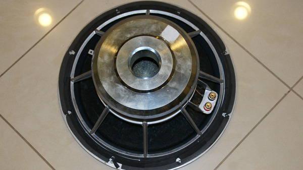 B&W 801 nautilus woofer price reduced