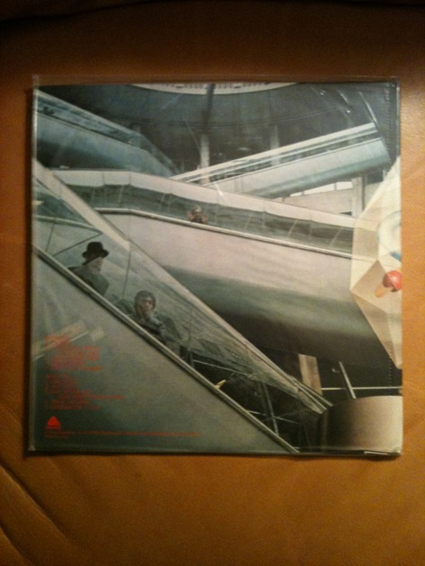 Alan Parsons Project - I Robot 200gm sealed classic records pressing
