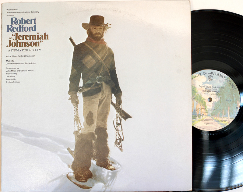Jeremiah Johnson Robert Redford - Original Movie soundtrack Audiophile Warner Bros BS 2902