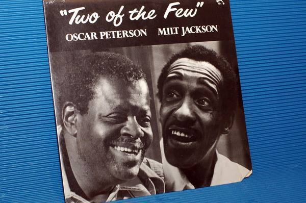 "OSCAR PETERSON - ""Two of the Few"" -  Pablo 1983 Sealed!"