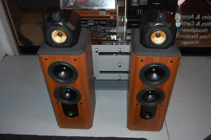 B&W Matrix 802 Series 3 Floorstanding Speakers - Just Serviced