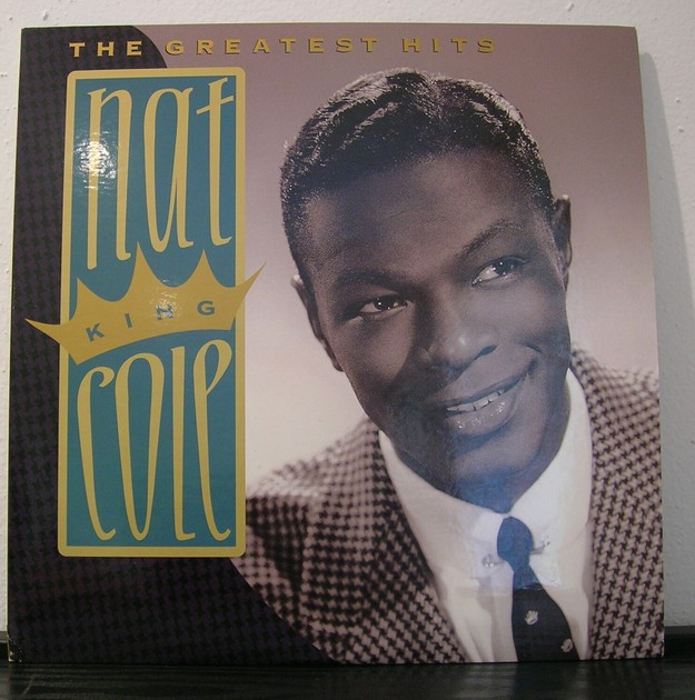 "Nat ""King"" Cole - ""The Greatest Hits"" DCC 180g double LP"