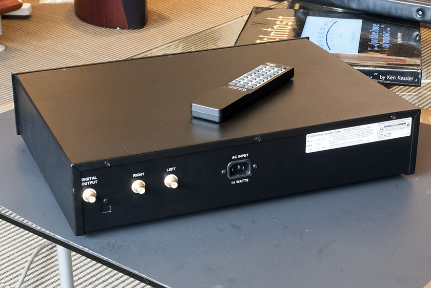 California Audio Labs Icon Mk II CD Player