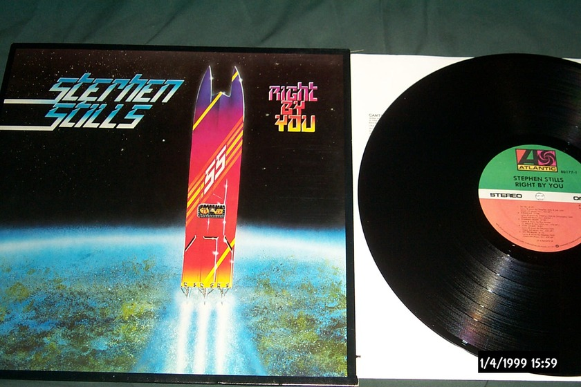Stephen Stills - Right By You LP NM