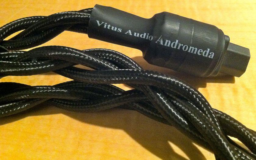 Vitus Audio Andromeda Power Chord 2Meters 15amp USA termination