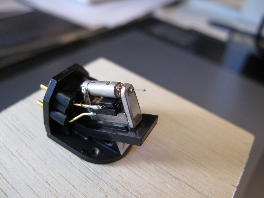 Sumiko Blackbird MC Phono Cartridge ≥ 100 Hours Use