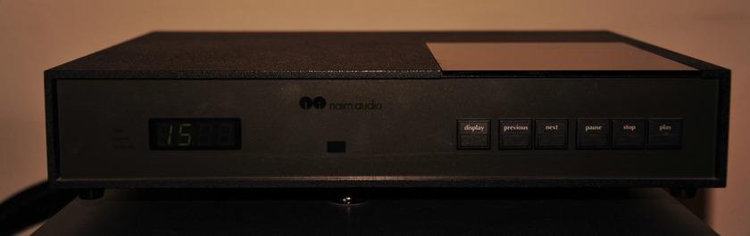 NAIM CDS II  CD player