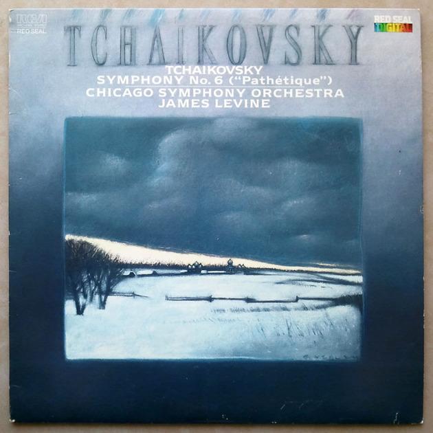"""RCA Digital/Levine/Tchaikovsky - Symphony No.6 """"Pathetique"""" / NM"""