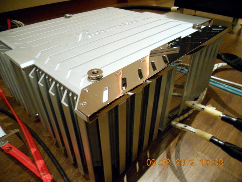 Burmester 911 mk 3 Power amplifier 220-230V