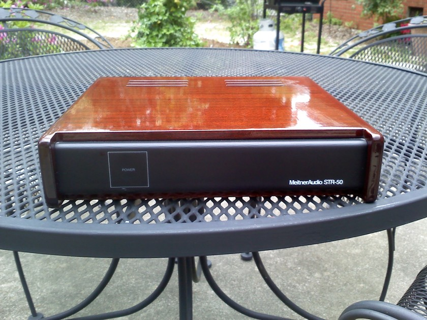 meitner/ museatex STR-50 with plus modds 2010 by John Wright