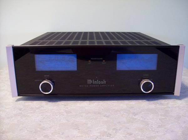 Mcintosh MC162 power amplifier