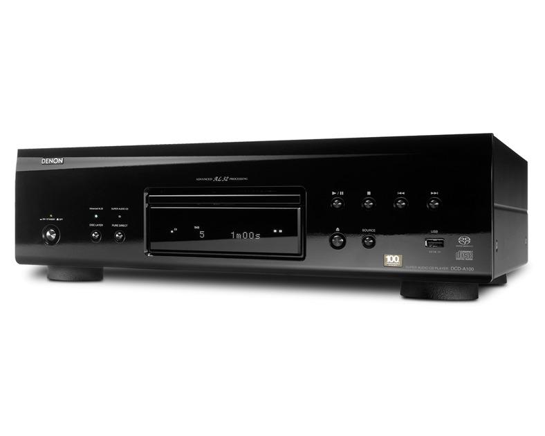 Denon DCDA-100 100th Anniversary SACD Player