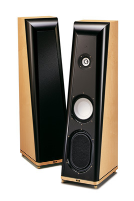 Thiel  CS2.4 Floorstanding Speakers, Excellent Condition, Less than 50hrs